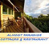 Almost Paradise Cottages
