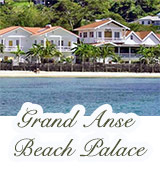 Grand Anse Beach Palace