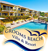 Grooms Beach Resort