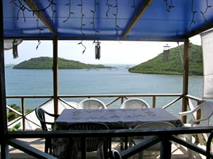 The Little Dipper Restaurant in Grenada