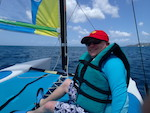 Grenada Water Sports Hobie Cat