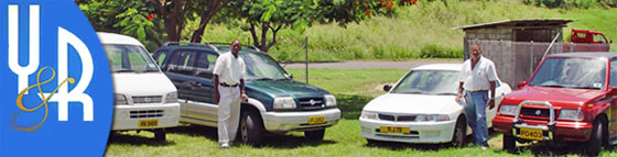 Y&R Car Rentals in Grenada