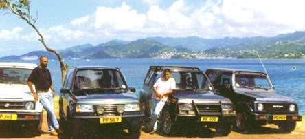 Long Term Car Rental Grenada