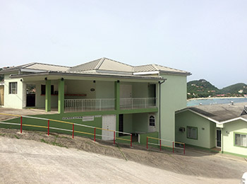 Capt. Harris Apartments & Suites in Grenada