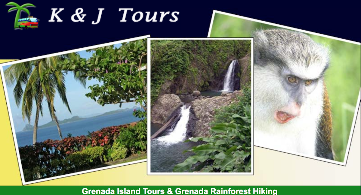 K&J Tours and Hiking in Grenada