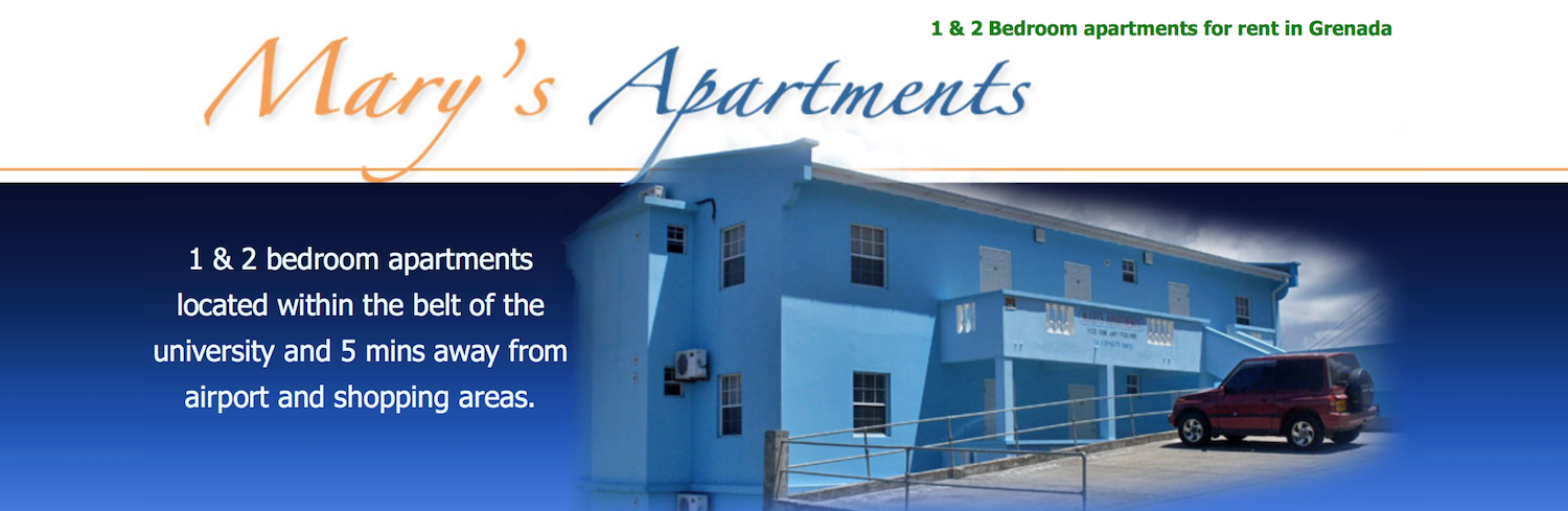Mary's Apartments in Grenada