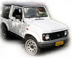 2 and 4 door jeeps - Thomas and Sons Car Rentals In Grenada