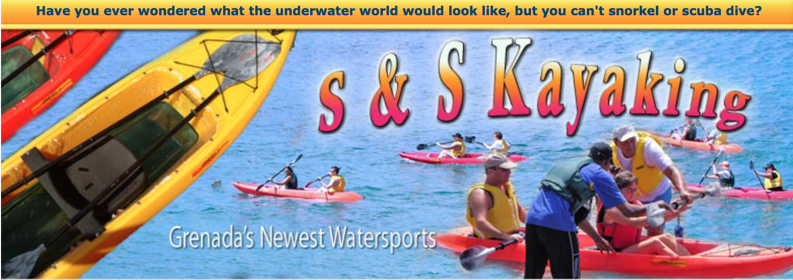 SNS Kayaking Tours in Grenada