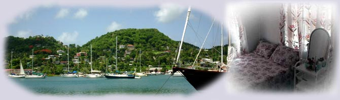 Tamernique Studio Apartments St George Grenada