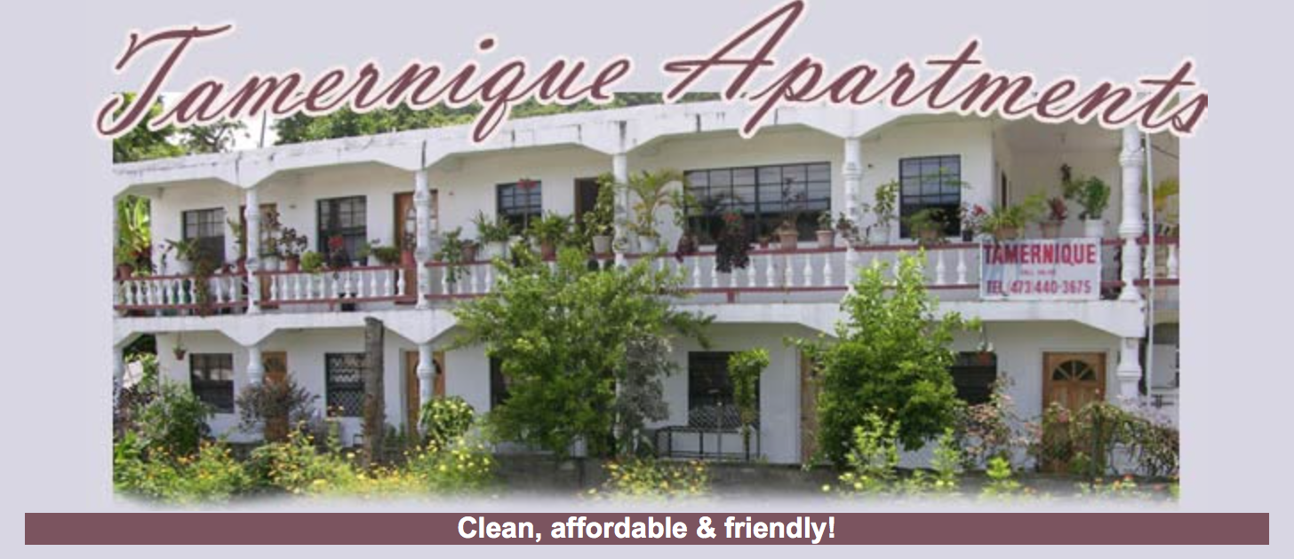 Tamernique Apartments in St. George's Grenada