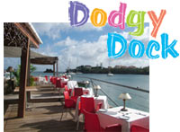 Dodgy Dock Bar & Restaurant
