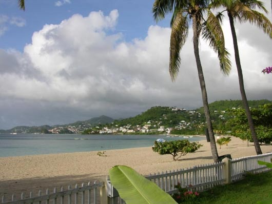 Grenada's Number One Beach