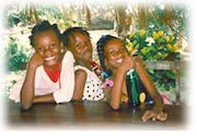 Children in Grenada